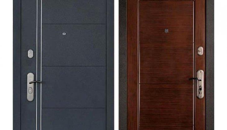 Коллекция дверей «Форпост»