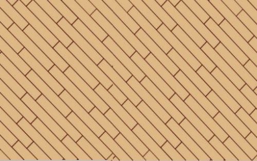 Укладка ламината по диагонали