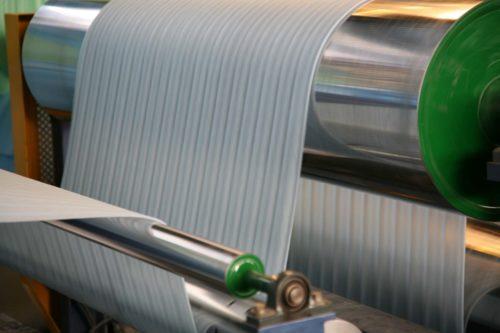 Производство подложки из пенополистирола