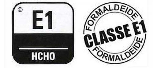 Классификация (классы) эмиссии формальдегида