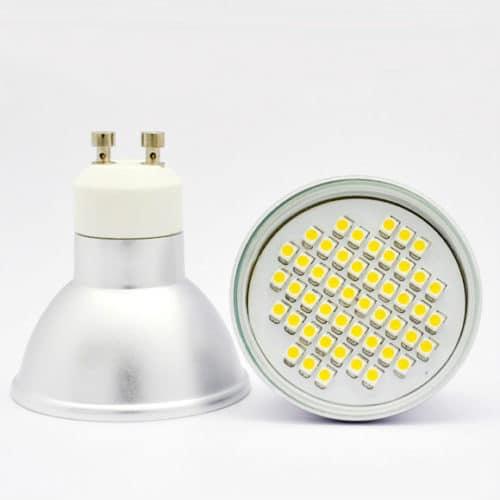 лампы точечных светильников