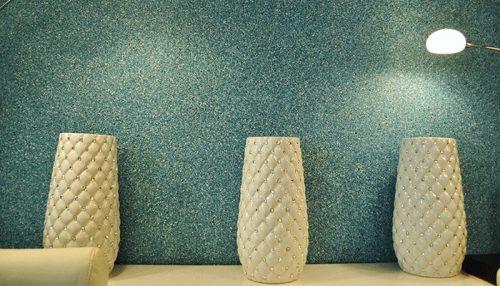 Минеральная штукатурка с керамической крошкой