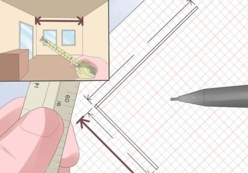Измерение параметров стен
