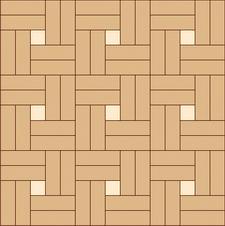 квадрат двойной сложный прямой