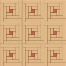 квадрат сложный (колодец)