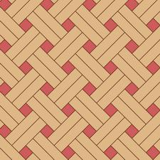 плетенка двойная, диагональная