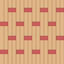 плетенка (пропорция 2 к 1) без вставок