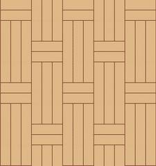 плетенка (пропорция 3 к 2) без вставок