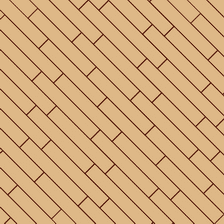 разбежка (палуба) диагональная, хаотичная