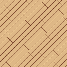 разбежка (палуба) двойная диагональная, хаотичная