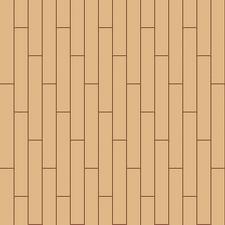 разбежка (палуба) прямая, сдвиг 1 к 3