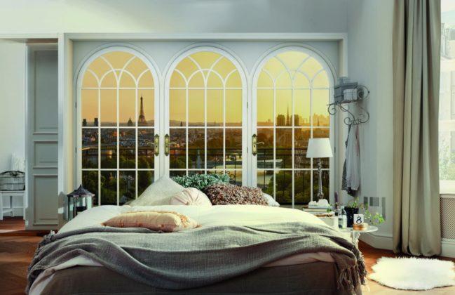 вид из окна 3
