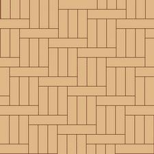 ёлочка с пропорцией 1 к 3 из паркета из паркета одинакового формата