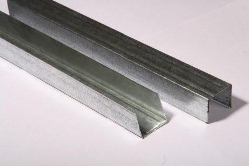 направляющий профиль металлический