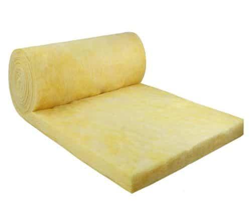 получаются ярко-желтые рулоны или маты