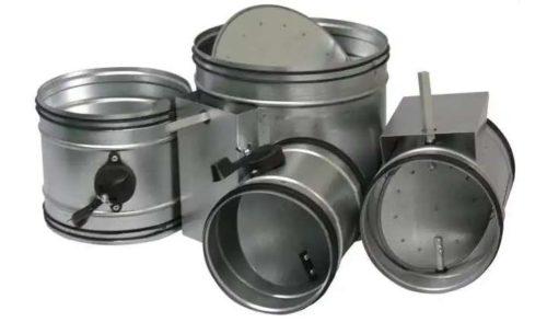 Металлические клапаны