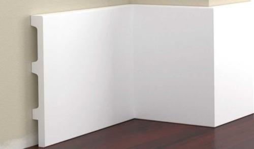 Плинтус для квартир с высокими потолками