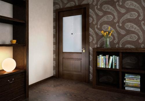 Плинтус под цвет мебели