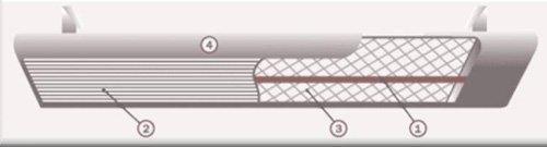 Схема керамического инфракрасного обогревателя
