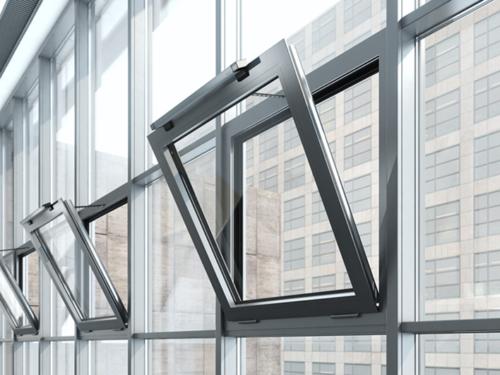 уменьшается поверхность стеклопакета