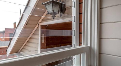 Решетки на окна из поликарбоната