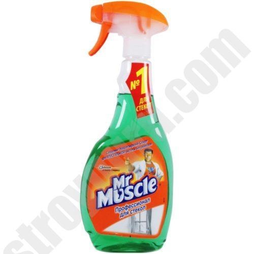 «Mr. Muscle» Профессионал
